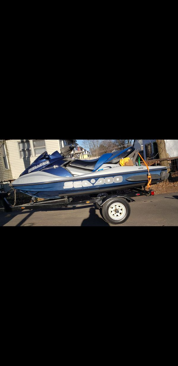 2004 seadoo bombardier gtx limited supercharged