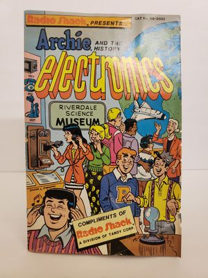 Archie and the History of Electronics Magazine for Sale in San Diego, CA
