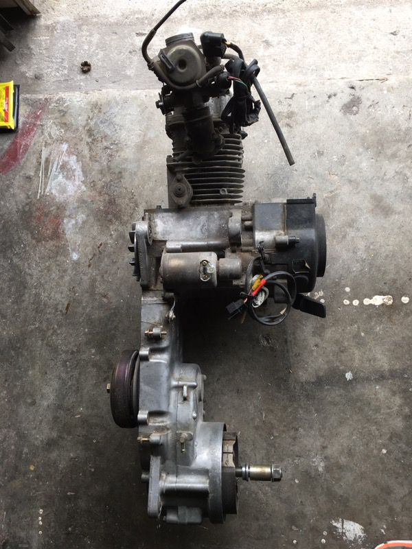 2006 125CC KYMCO SCOOTER ENGINE MOTOR CRANK GY6 for RUCKUS for Sale in  Sunrise, FL - OfferUp