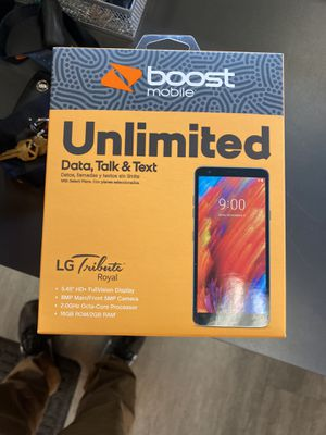 Photo Boost mobile phones