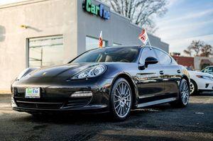 2011 Porsche Panamera 4 for Sale in Hyattsville, MD