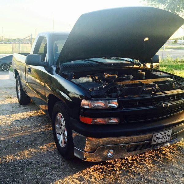 2000 Chevy Single Cab For Sale In San Antonio, TX