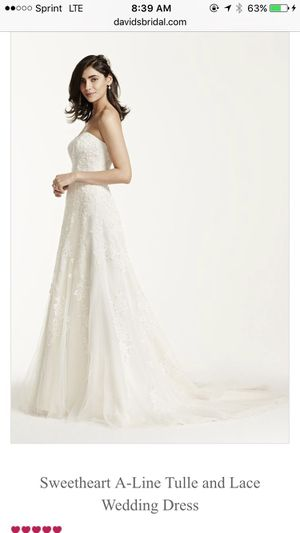 Wedding dress for Sale in Ashburn, VA