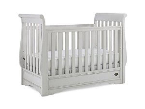 bonavita sawyer classic crib linen grey for sale in dallas tx