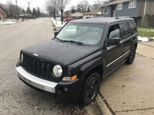 2009 JEEP PATRIOT LIMITED LOW MILES NEW TRANSMISSION for Sale in Oak Lawn, IL