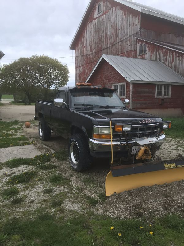 1991 Dodge Dakota For Sale In Marengo  Il