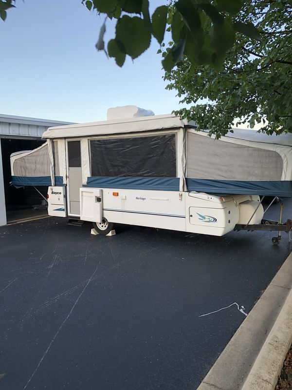 1999 Jayco Pop Up W Slide Out A C For Sale In Yorkville IL
