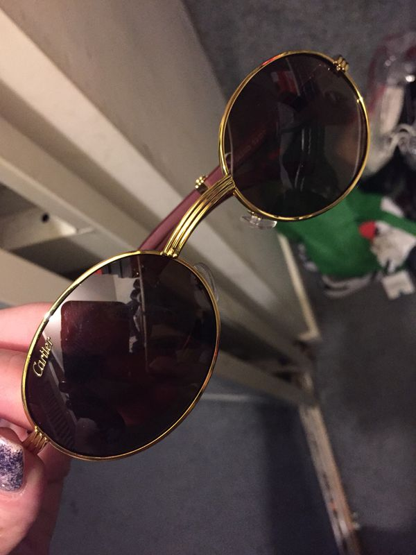 089d130a68 Cartier shades for Sale in Richmond