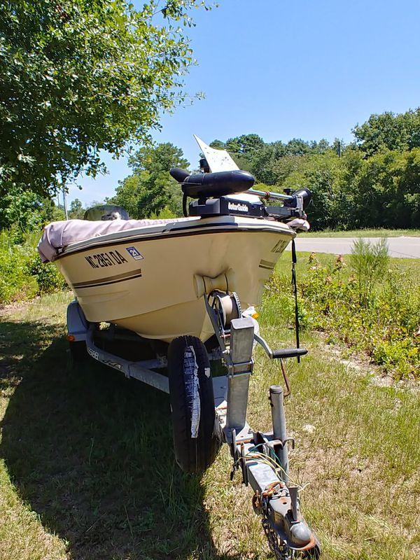For sale 2004 trump boat 5500