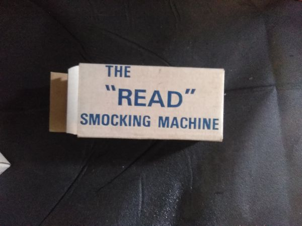P u l l e n pleater and the read smocking machine for Sale in Greenacres,  WA - OfferUp