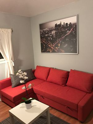 IKEA sectional sofa. for Sale in Santa Monica, CA
