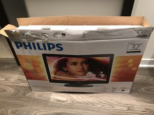 Philips 32 inch LCD TV for Sale in Washington, DC