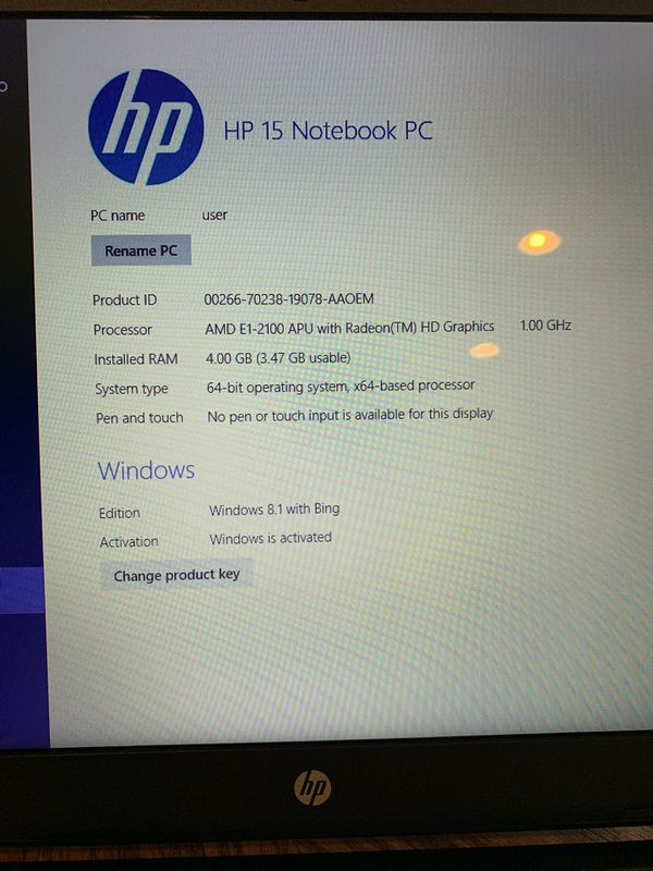 New and Used Hp notebook for Sale in Knoxville, TN - OfferUp