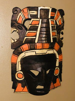 Mayan Masks. - High quality craftsmanship' for Sale in Alexandria, VA