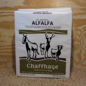 Chaffhaye Bagged, Fermented Alfalfa Hay- No pesticides for Sale in Tucson,  AZ - OfferUp