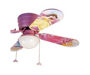 Princess ceiling fan 42 inch Walt Disney for Sale in North Springfield, VA