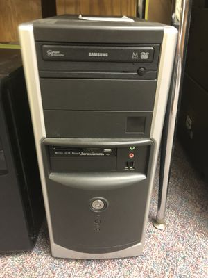 Samsung computer tower for Sale in Westmont, IL