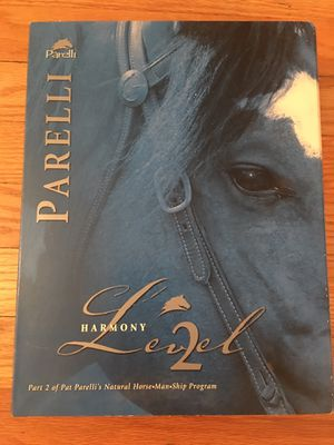 Pat Parelli Level 2 Harmony Natural Horse•Man•Ship Program Rare & OOP for Sale in Denver, CO