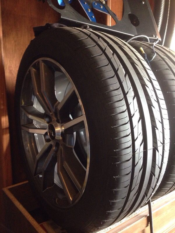 New 2016 Mustang Gt Wheels Toyo S For Sale In Carlsbad Ca Offerup