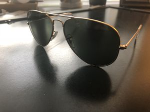 RayBan Aviator Sunglasses for Sale in Raleigh, NC