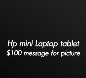 Hp mini laptop tablet for Sale in Orlando, FL