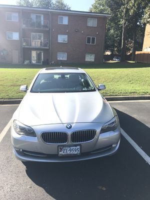 2011 BMW 528i Excellent condition $13400 for Sale in Vienna, VA