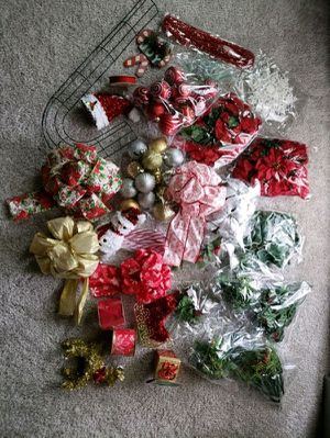 Christmas Decorations and Craft items for Sale in Charlotte, NC