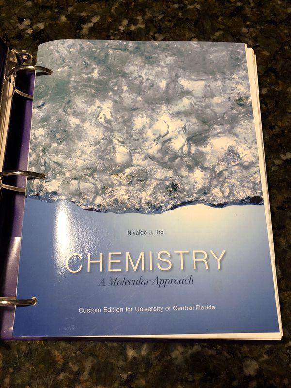 Chemistry A Molecular Approach For Sale In Davie Fl Offerup