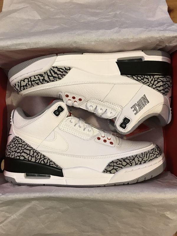 eada461b609a Nike Air Jordan Retro 3 JTH Super Bowl DS Sz 9.5 for Sale in FL