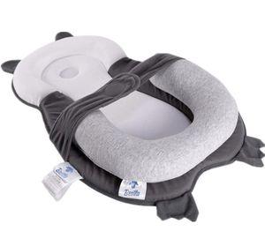 Photo Portable Baby Head Support Newborn Lounger Baby Bed Mattress Hook