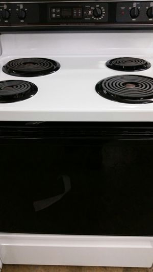 Electric stove like new never used for Sale in Alexandria, VA