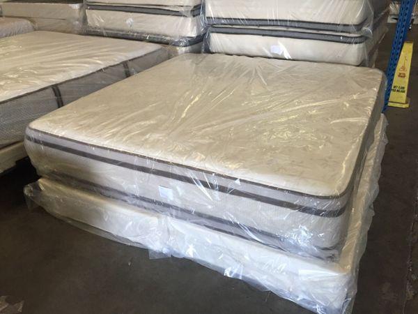 Brand New All Foam Firm King Size Mattresses Orlando Fl