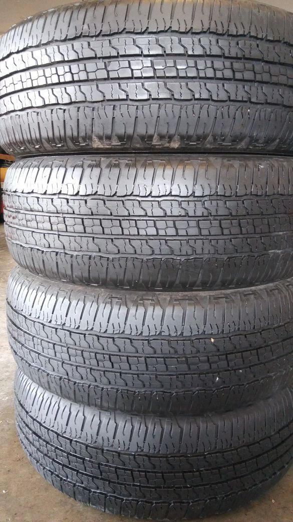 P275 65r18 Tires >> 18 Inch Tires P275 65r18 Goodyear Wrangler Fortitude Ht Highway
