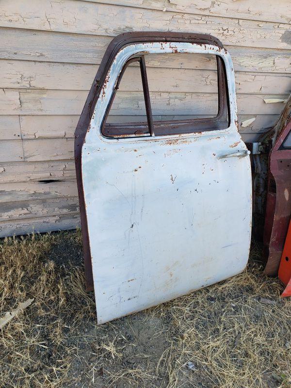 47 54 Chevy Truck Doors For Sale In Selma Ca Offerup