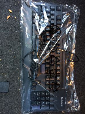 Lenovo Computer keyboard for Sale in Silver Spring, MD