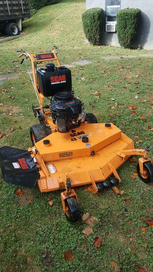 48' Scag Walk Behind Mower for Sale in Falls Church, VA