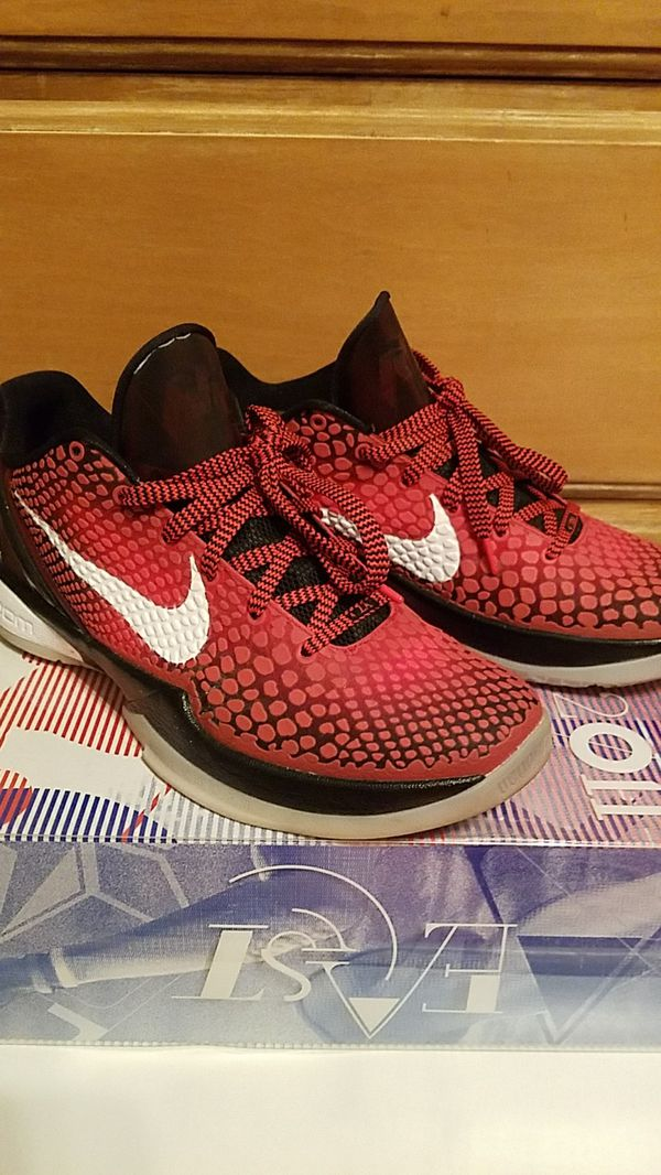cbb088858a53 Nike Zoom Kobe 6 All-Star challenge red size 9.5 for Sale in ...