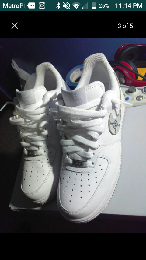 Nike Air Force 1 Gucci For Sale In Deltona FL