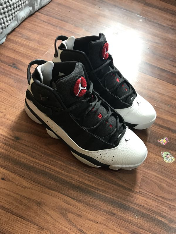 factory price 02f3c f2ed4 Jordan Retro Six Rings size 10.5 GREAT CONDITION! for Sale in Hayward, CA -  OfferUp