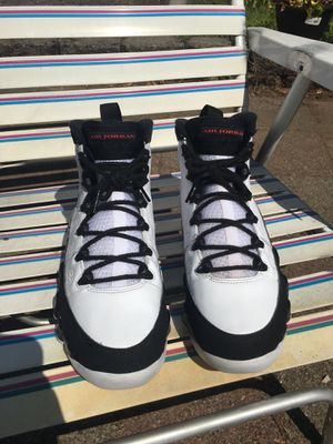 faca0acd9cd8f1 Nike Air Jordan playoff 9s size 9 for Sale in Tacoma
