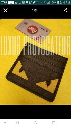 Fendi Monster Wallet for Sale in Washington, DC