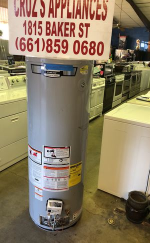 Water Heater 50 gallons Brand new for Sale in Bakersfield, CA