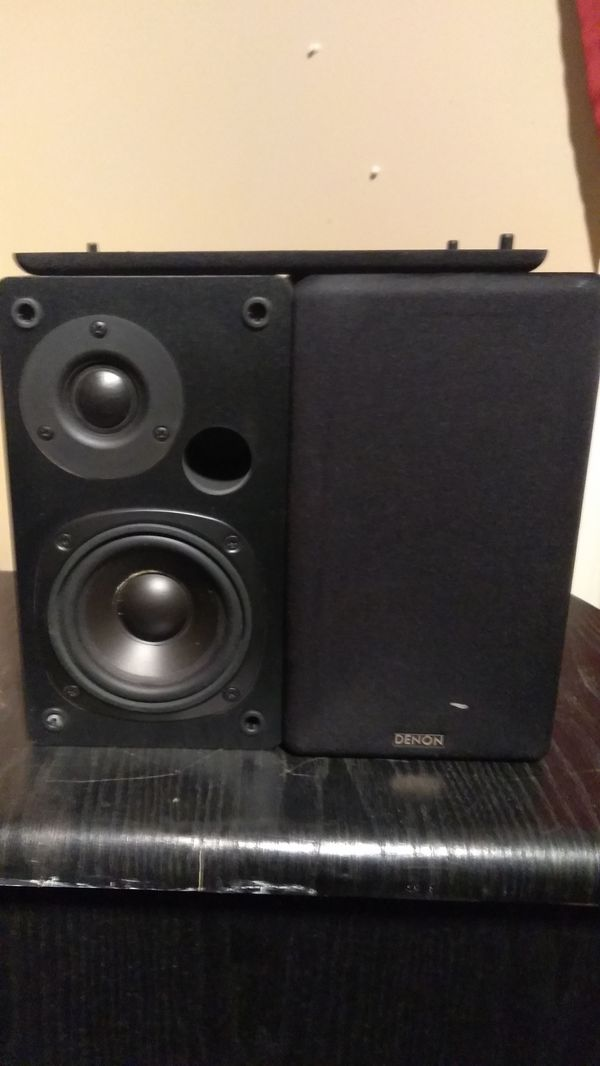 Denon Sc 70s Bookshelf Speakers For Sale In Independence MO