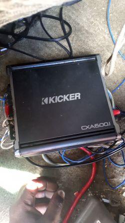 Kicker speakers Thumbnail