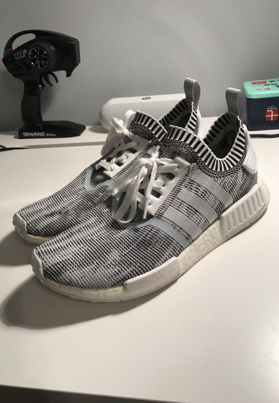 11c72118f Adidas NMD Oreo Size 10.5 (Clothing   Shoes) in Naples