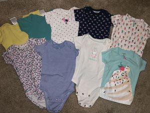 Baby girls mix clothes 3-9months for Sale in Alexandria, VA