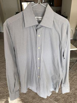 YSL Yves Saint Laurent Pour Homme Shirt Size 38 for Sale in Fairfax, VA