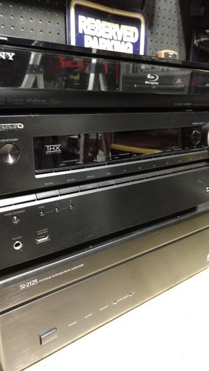New and Used Stereo receiver for Sale in Las Vegas, NV - OfferUp