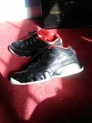 Retro low top 9s 6.5 only serious buyers need gone today for Sale in Alexandria, VA