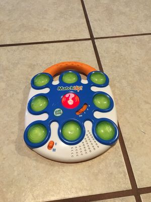 Match up leap frog game for Sale in San Diego, CA